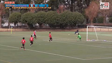 戦 九州 新人 高校 サッカー